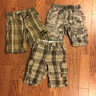3 Piece Old Navy Boys Shorts