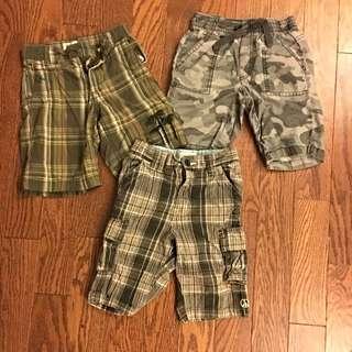 3 Piece Old Navy Boys Shorts