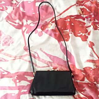 Faigen Australia Patent Leather Bag