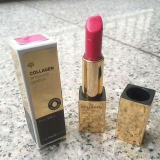 TheFaceShop Collagen Ampoule Lipstick