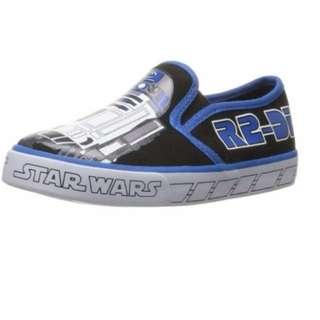 Starwars R2D2 Kids slip-ons
