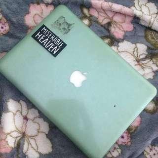 """Mint macbook Pro 13"""" Case"""