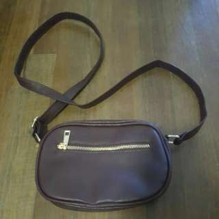 Cute Handbag (Maroon)