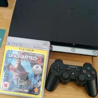 PS3 160GB SLIM