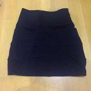 Talula (aritzia) Pencil Skirt Black Size 6