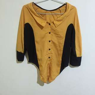 Tied Crop Outer