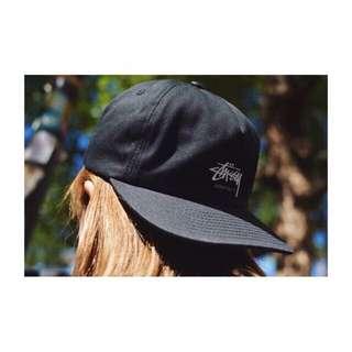 ⭐️Stussy X sophnet Sanpback 黑帽