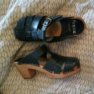 Funkis Wedge Size 36 Very Good Condition