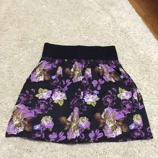 Dynamite Floral Skirt ( Size M