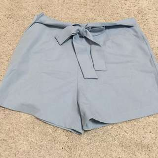 Short With Bow (size L