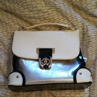 Handbag Never Used Silver Can Be Removed To Make Clear Bought Shanghai