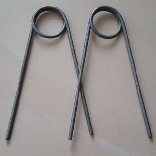 Tentage or camping tents Pins/Pegs