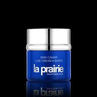 La Prairie Skin Caviar Luxe Cream – Sheer 50ml