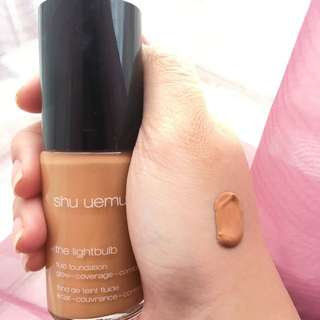 SHU EUMURA LIGHT BULB FOUNDATION