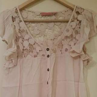 Wish Top, Size Small