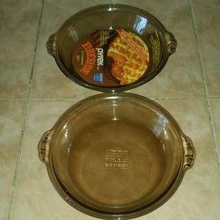 Vintage Pyrex Corning Pie Dish