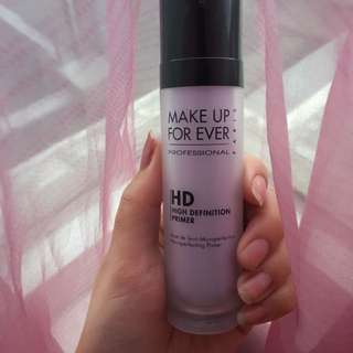 MAKE UP FOR EVER (MUFE) HIGH DEFINITION PRIMER