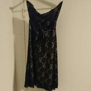 Sheike Lace Dress Sz12