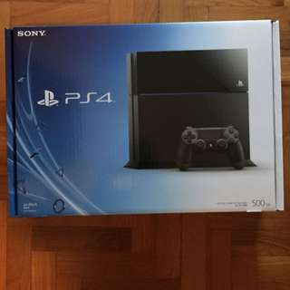 Sony PS4 500GB
