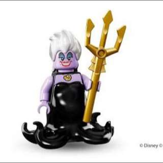 Ursula Disney Lego Minifigure