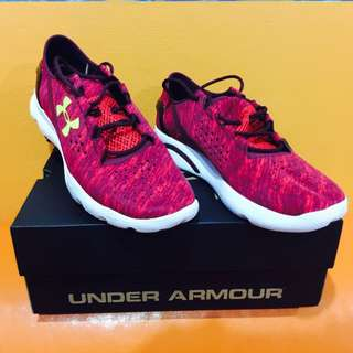 Under Armour (Speedform Apollos Twist) Running Shoe