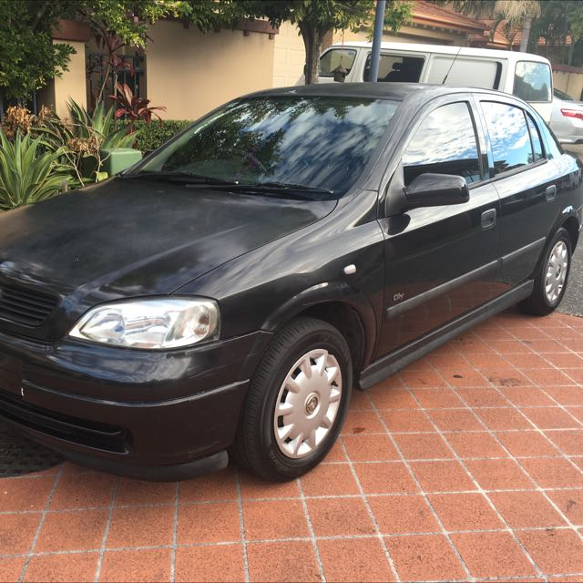 2002 Holden Astra 150kms + RWC