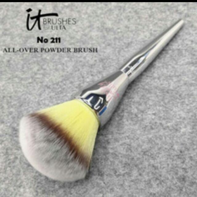 ❤9折 2016- It Cosmetics / Powder Brush蜜粉刷 #211