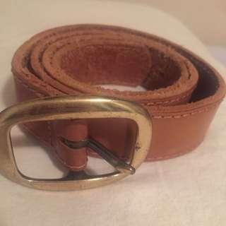 $10 Vintage Cowhide Belt