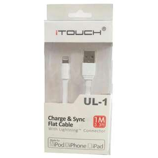 iTOUCH Mfi Lightning cable