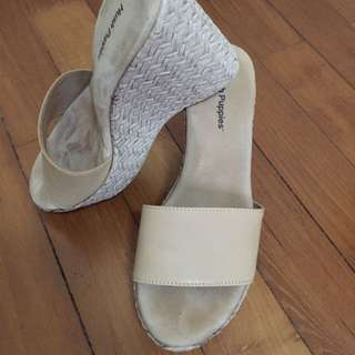 Wedge Hush Puppies US6