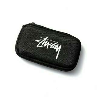 Stussy Mens Grooming Travel Kit pouch