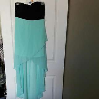 High-Low Dress from Charlotte Russe