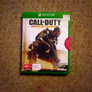 Advanced Warfare On Xbox One 💎