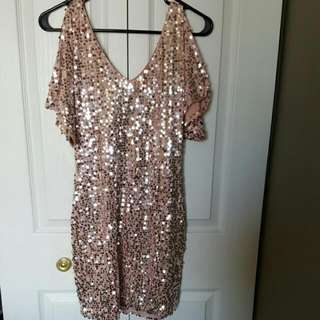 Sequence Dress From Simply Dresses