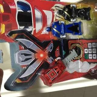 Power Ranger key pack