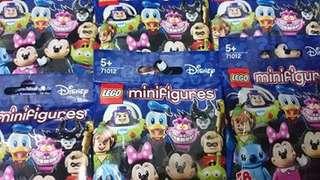 LEGO DISNEY CMS