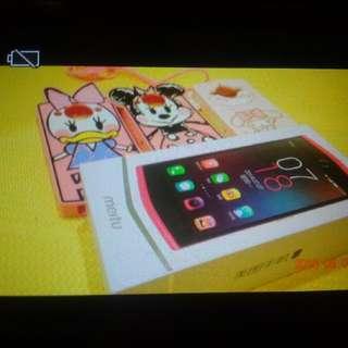 美圖手機2 桃紅32G