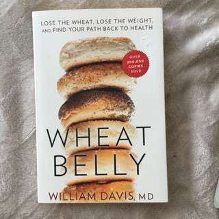 Wheat Belly By William Davis - Paperback