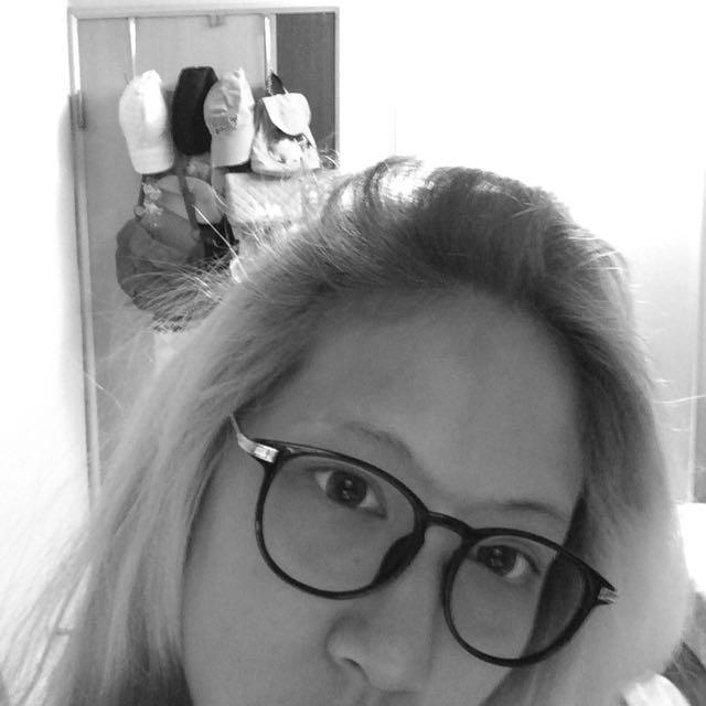 💫無鏡片黑框眼鏡