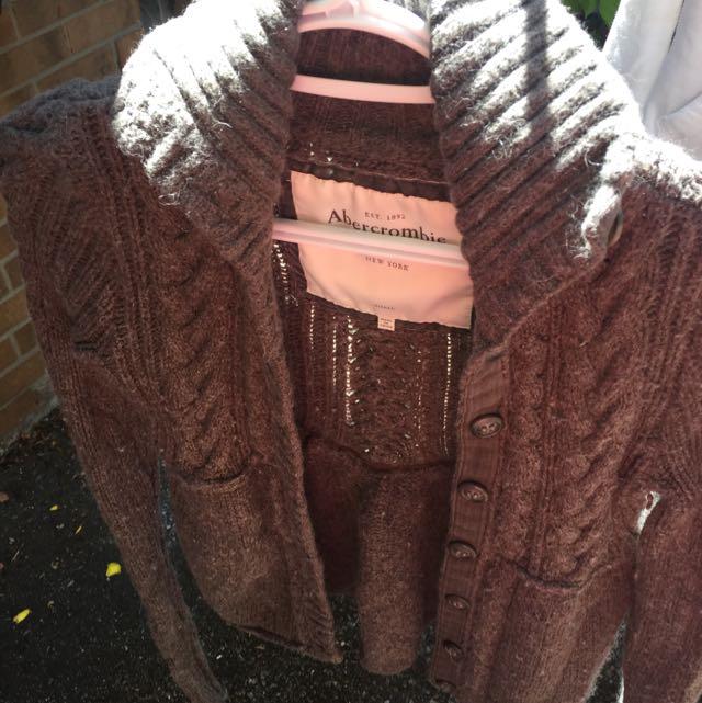 Abercrombie Heavy Sweater