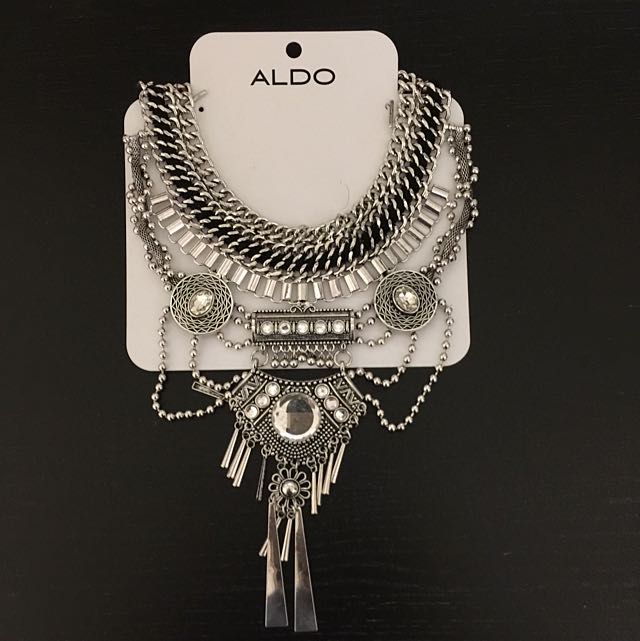 Aldo's Statement Necklace