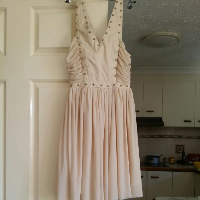 Angel Biba Dress Brand New No Tags  Size 8