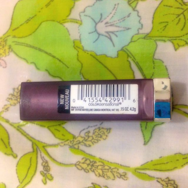 Authentic Maybelline Matte Lipstick