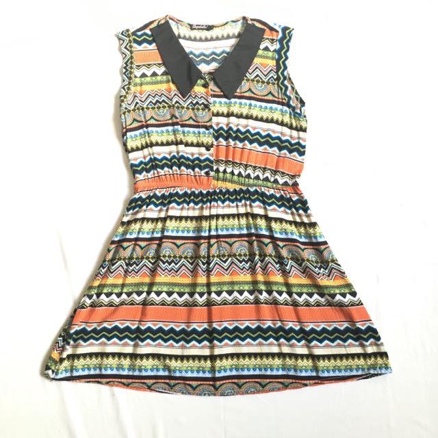 Aztec Chic Dress