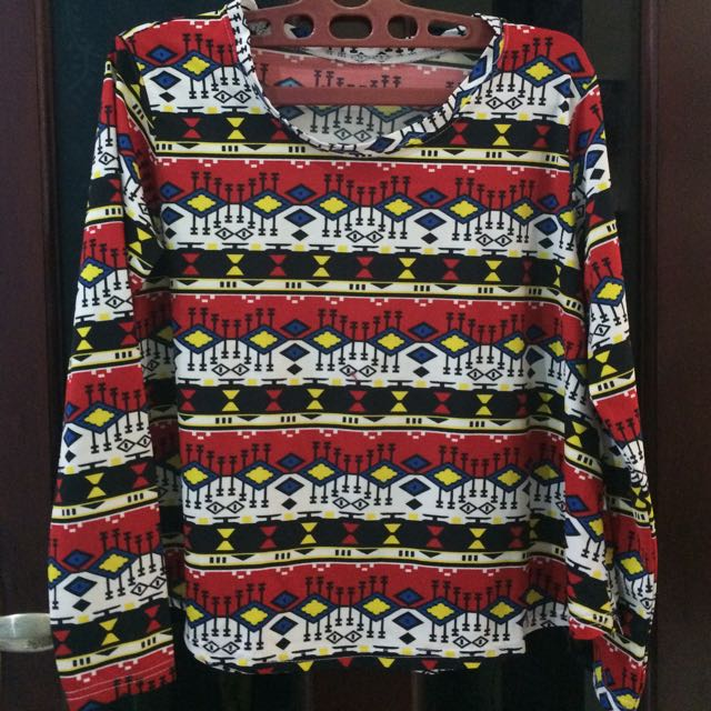 Baju Tribal
