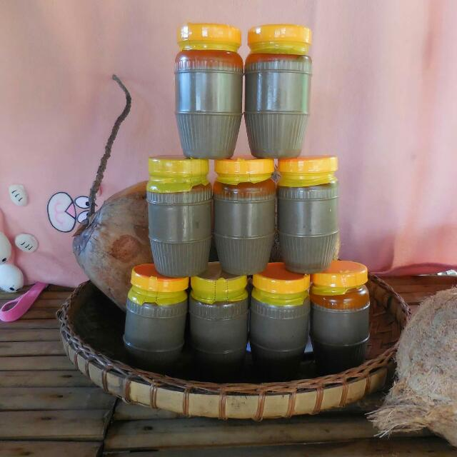 Balitsaw- Ginataang Bagoong Sa Isda  (Salted Fish cooked In Coconut Oil)