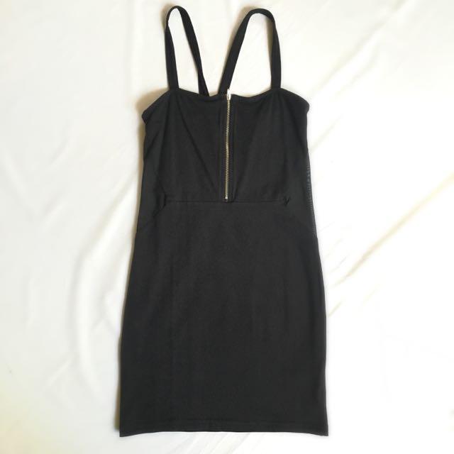 H&M Sexy Black Dress