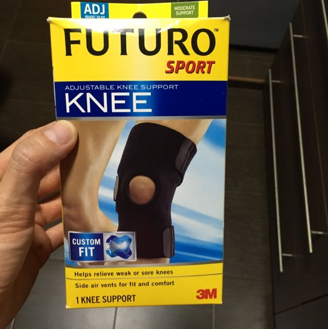 79503df869 Brand New Futuro Knee Support (moderate Support, Adjust To Fit ...