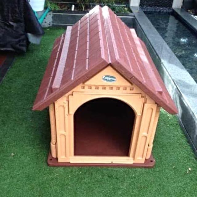 Caravan Dog Home (Collapsible)