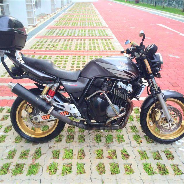 Cb 400 Honda Spec 3 Motorbikes On Carousell